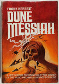 Books:Science Fiction & Fantasy, Frank Herbert. Dune Messiah. New York: Putnam's, [1969].First edition. With dust jacket. Some rubbing, minor soilin...