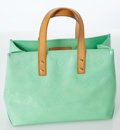Luxury Accessories:Bags, Heritage Vintage: Louis Vuitton Light Green Vernis Lead PM Bag. ...