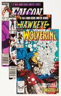 Modern Age (1980-Present):Miscellaneous, Marvel Bronze and Modern Age Comics Box Lot (Marvel, 1970s-'90s) Condition: VG....