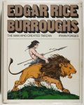 Books:Biography & Memoir, [Edgar Rice Burroughs, subject]. Irwin Porges. Edgar RiceBurroughs. Provo: Brigham Young, [1975]. First edition...