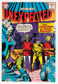 Tales of the Unexpected #81 (DC, 1964) Condition: VF/NM