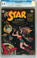 Golden Age (1938-1955):Superhero, All Star Comics #45 (DC, 1949) CGC VG 4.0 Cream to off-whitepages....