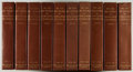 Books:Americana & American History, Benjamin Franklin. The Writings of Benjamin Franklin. NewYork: Macmillan, 1905-1907. First editions. Ten volumes. S...(Total: 10 Items)