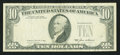 Error Notes:Third Printing on Reverse, Fr. 2027-F $10 1985 Federal Reserve Note. Very Fine.. ...