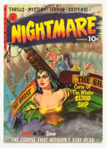 Golden Age (1938-1955):Horror, Nightmare #1 (Ziff-Davis, 1952) Condition: FN....