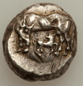 Ancients:Greek, Ancients: ISLANDS OF EPIRUS. Corcyra. Before 450 BC. AR stater(20mm, 10.97 g, 11h). ...