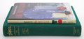Decorative Arts, American, TWO ART GLASS BOOKS . ... (Total: 2 Items)