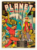 Golden Age (1938-1955):Science Fiction, Planet Comics #10 (Fiction House, 1941) Condition: VG/FN....