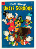 Golden Age (1938-1955):Cartoon Character, Four Color #495 Uncle Scrooge (#3) (Dell, 1953) Condition:GD/VG....