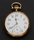 Timepieces:Pocket (post 1900), Ball Official Standard 17 Jewel Pocket Watch. ...