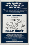 "Movie Posters:Sports, Slap Shot (Universal, 1977). One Sheet (27"" X 41""). Style B. Sports.. ..."