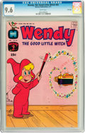 Bronze Age (1970-1979):Humor, Wendy, the Good Little Witch #65 File Copy (Harvey, 1971) CGC NM+9.6 White pages....