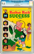 Silver Age (1956-1969):Humor, Richie Rich Success Stories #20 File Copy (Harvey, 1968) CGC NM+ 9.6 Off-white pages....