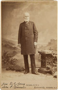 Photography:Cabinet Photos, John C. Fremont: Cabinet Card....