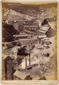 Photography:Cabinet Photos, Dakota Gold Stamp Mills Imperial Cabinet Card....