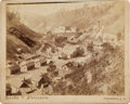 Photography:Cabinet Photos, Wyoming Mining Town: Imperial Cabinet Card....