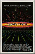"Movie Posters:Science Fiction, Star Trek: The Motion Picture (Paramount, 1979). One Sheet (25.5"" X39""). Mylar Advance. Science Fiction.. ..."