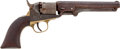 Handguns:Single Action Revolver, Manhattan .31 Caliber Pocket Percussion Revolver...