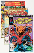 Modern Age (1980-Present):Superhero, The Amazing Spider-Man Group (Marvel, 1981-83) Condition: AverageNM.... (Total: 19 Comic Books)