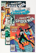 Modern Age (1980-Present):Superhero, The Amazing Spider-Man Group (Marvel, 1983-95) Condition: AverageNM.... (Total: 12 Comic Books)
