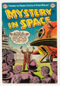 Golden Age (1938-1955):Science Fiction, Mystery in Space #11 (DC, 1953) Condition: FN/VF....