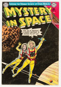 Golden Age (1938-1955):Science Fiction, Mystery in Space #16 (DC, 1953) Condition: VF....