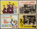 """Movie Posters:Rock and Roll, Don't Knock the Twist & Others Lot (Columbia, 1962). TitleLobby Card, Lobby Cards (3) (11"""" X 14"""") & Portrait Photos (3)(8... (Total: 7 Items)"""