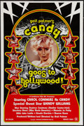 """Movie Posters:Adult, Candy Goes to Hollywood (Caribbean Films, 1979). One Sheet (23"""" X 35""""). Adult.. ..."""