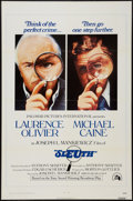 "Movie Posters:Mystery, Sleuth (20th Century Fox, 1972). One Sheet (27"" X 41""). Mystery....."