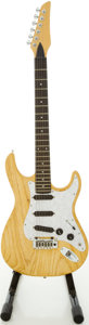 Musical Instruments:Electric Guitars, Carvin GK1T Natural Solid Body Electric Guitar....