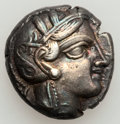 Ancients:Greek, Ancients: Athens. Ca. 454-404 BC. AR tetradrachm (24mm, 17.04 gm,9h). ...