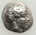 Ancients:Greek, Ancients: Colophon. Ca. 410-400 BC. AR drachm (17mm, 5.32 gm, 12h)....