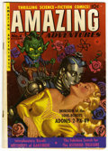 Golden Age (1938-1955):Science Fiction, Amazing Adventures #4 (Ziff-Davis, 1951) Condition: VG....