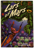 Golden Age (1938-1955):Science Fiction, Lars of Mars #11 (Ziff-Davis, 1951) Condition: FN-....