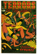Golden Age (1938-1955):Horror, Terrors of the Jungle #20 (Star, 1952) Condition: FN....