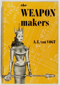 Books:Science Fiction & Fantasy, [Jerry Weist]. A. E. van Vogt. SIGNED. The Weapon Makers.New York: Corwin, [1952]. First Greenberg edition. Inscr...
