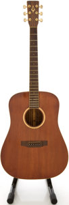 Musical Instruments:Acoustic Guitars, 1980 Daion 78 Heritage Natural Acoustic Guitar, Serial # 80011302....