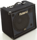 Musical Instruments:Amplifiers, PA, & Effects, Recent Roland KC-150 Black Keyboard Amplifier, Serial # AW14345....