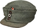 Military & Patriotic:WWI, WWI German Mountain Style Hat....