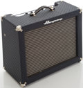 Musical Instruments:Amplifiers, PA, & Effects, 2000s Ampeg SJ-12R Super Jet Serial Blue Checker Guitar Amplifier,Serial # AIZOJ50026....