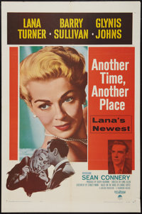"Another Time, Another Place (Paramount, 1958). One Sheet (27"" X 41""). Drama"