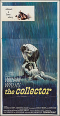 """Movie Posters:Thriller, The Collector (Columbia, 1965). Three Sheet (41"""" X 81""""). Thriller....."""