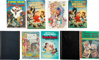 Overstreet Price Guide Group (Bob Overstreet, 1973-87) Condition: NM.... (Total: 9 Items)
