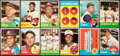 Baseball Cards:Sets, 1963 Topps Baseball Near Set (571/572). ...