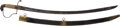 Edged Weapons:Swords, American Eaglehead Officer's Saber C. 1830. ...