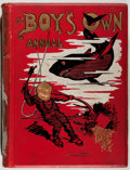 """Books:Children's Books, [Children's Literature]. The Boy's Own Annual. London:""""Boy's Own Paper"""", 1911. First edition of the thirty-third an..."""