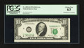 Error Notes:Miscellaneous Errors, Fr. 2022-D $10 1974 Federal Reserve Note. PCGS Choice New 63.. ...