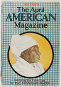 Books:Americana & American History, American Magazine. April 1907 Issue. New York: Phillips, 1907.First edition of this softcover issue. Quarto. Some wear, chi...