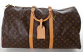 Luxury Accessories:Travel/Trunks, Heritage Vintage: Louis Vuitton Classic Monogram Keepall 55....