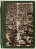 Books:Biography & Memoir, Theodore Roosevelt [subject]. Addison C. Thomas. Roosevelt Among the People. Chicago: L. W. Walter, [1910]. Later im...